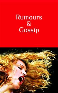 rumor and gossip