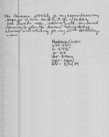 Madonna hand-written letter to Stephen Lewicki (4)