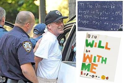 Le stalker de Madonna arrêté devant son appartement à New York