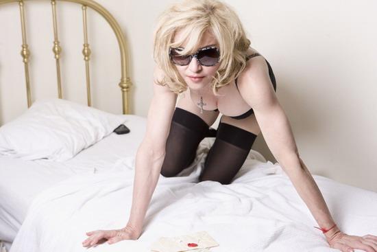 Madonna Outtake by Steven Klein 27sept2010