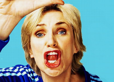 Jane Lynch: Vogue was memorable