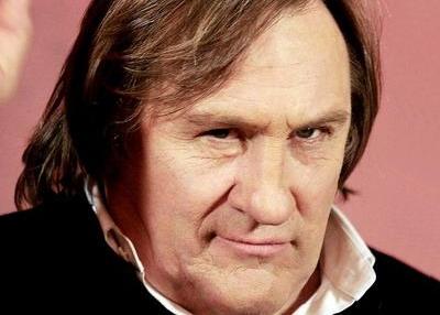 Gérard Depardieu isn't doing a Madonna concert