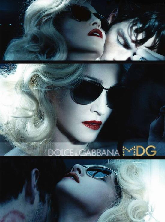 New Madonna Ads in Harper's Bazaar 02