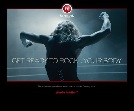 Madonna's Hard Candy Fitness Centers 01