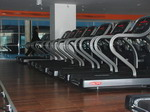 Inside Madonna's Hard Candy Fitness Centers 07