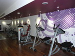 Inside Madonna's Hard Candy Fitness Centers 08