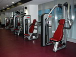 Inside Madonna's Hard Candy Fitness Centers 18