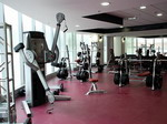 Inside Madonna's Hard Candy Fitness Centers 20