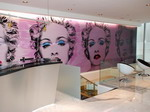 Inside Madonna's Hard Candy Fitness Centers 22