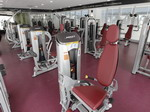 Inside Madonna's Hard Candy Fitness Centers 23
