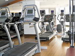 Inside Madonna's Hard Candy Fitness Centers 27