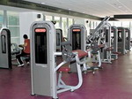Inside Madonna's Hard Candy Fitness Centers 28