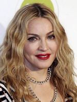 Madonna at the opening of the Hard Candy Fitness center, Mexico 19