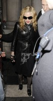 Madonna and Brahim Zaibat leaving the Aura Nightclub in Mayfair, London on January 6th 2011 18