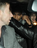 Madonna and Brahim Zaibat leaving the Aura Nightclub in Mayfair, London on January 6th 2011 22