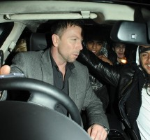 Madonna and Brahim Zaibat leaving the Aura Nightclub in Mayfair, London on January 6th 2011 23