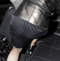 Madonna and Brahim Zaibat leaving the Aura Nightclub in Mayfair, London on January 6th 2011 28