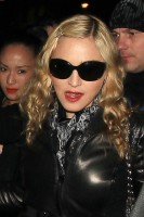 Madonna and Brahim Zaibat leaving the Aura Nightclub in Mayfair, London on January 6th 2011 40