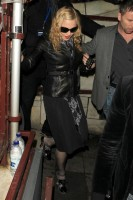 Madonna and Brahim Zaibat leaving the Aura Nightclub in Mayfair, London on January 6th 2011 42