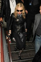 Madonna and Brahim Zaibat leaving the Aura Nightclub in Mayfair, London on January 6th 2011 50
