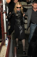 Madonna and Brahim Zaibat leaving the Aura Nightclub in Mayfair, London on January 6th 2011 58