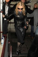 Madonna and Brahim Zaibat leaving the Aura Nightclub in Mayfair, London on January 6th 2011 59