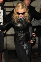Madonna and Brahim Zaibat leaving the Aura Nightclub in Mayfair, London on January 6th 2011 60