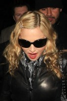 Madonna and Brahim Zaibat leaving the Aura Nightclub in Mayfair, London on January 6th 2011 61