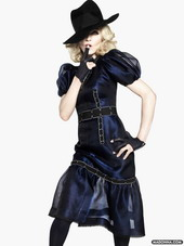 Madonna's official photo gallery updated 01