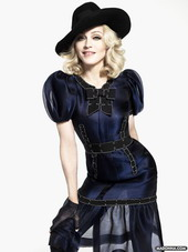 Madonna's official photo gallery updated 02