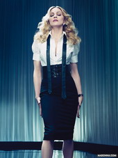Madonna's official photo gallery updated 12