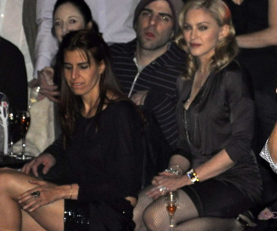 Madonna with boyfriend Brahim Zaibat in Berlin - 0