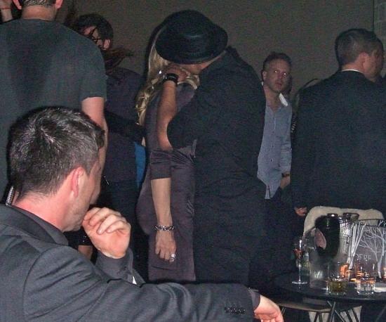 Madonna with boyfriend Brahim Zaibat in Berlin - 03
