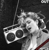 Madonna by Richard Corman - Out Magazine (6)