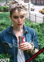 Madonna by Richard Corman - Out Magazine (14)