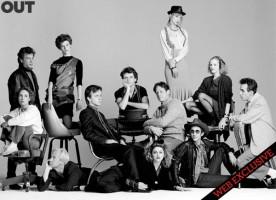 Madonna by Richard Corman - Out Magazine (21)