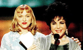 news-madonna-elizabeth-taylor-passed-away