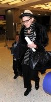 Madonna leaving JFK airport, New York (3)