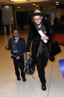 Madonna leaving JFK airport, New York (6)
