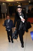 Madonna leaving JFK airport, New York (6)