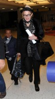 Madonna leaving JFK airport, New York (9)