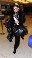 Madonna leaving JFK airport, New York (11)