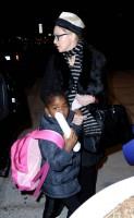 Madonna leaving JFK airport, New York (13)