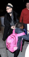 Madonna leaving JFK airport, New York (15)