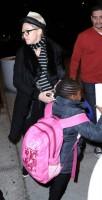 Madonna leaving JFK airport, New York (15)