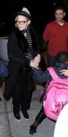 Madonna leaving JFK airport, New York (17)