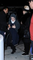 Madonna leaving JFK airport, New York (19)