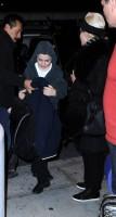 Madonna leaving JFK airport, New York (20)