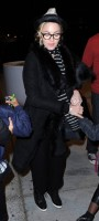 Madonna leaving JFK airport, New York (21)