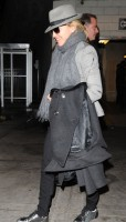 Madonna arriving at JFK airport, New York, April 12th 2011 (4)